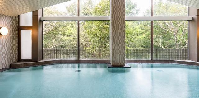富士マリオットホテル山中湖 2F大浴場